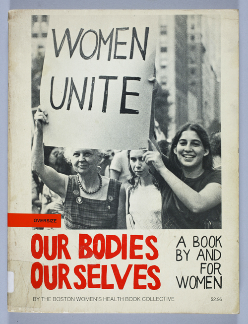 Our Bodies Ourselves - 1970s edition | Tacky Harper's Cryptic Clues