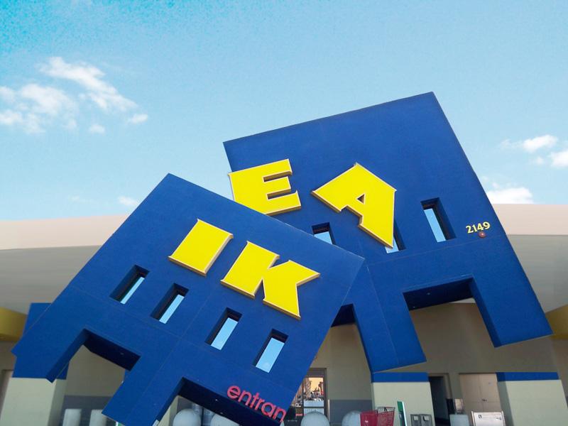 IKEA broken
