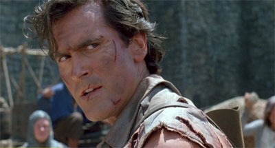Bruce Campbell | Ash | Evil Dead