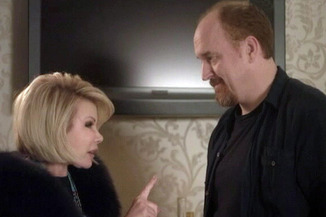 Joan Rivers on Louie
