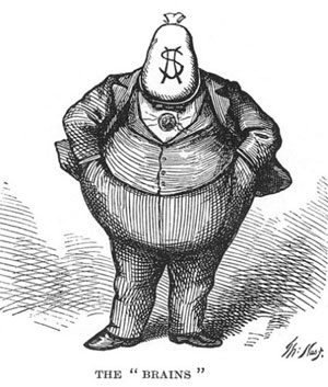Thomas Nast | Tammany Hall | Boss Tweed