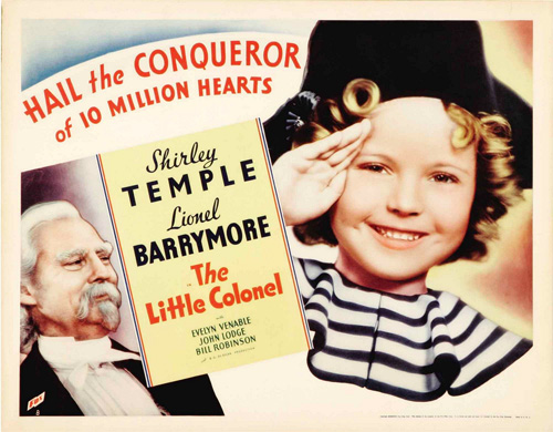 The Little Colonel | Shirley Temple | Lionel Barrymore