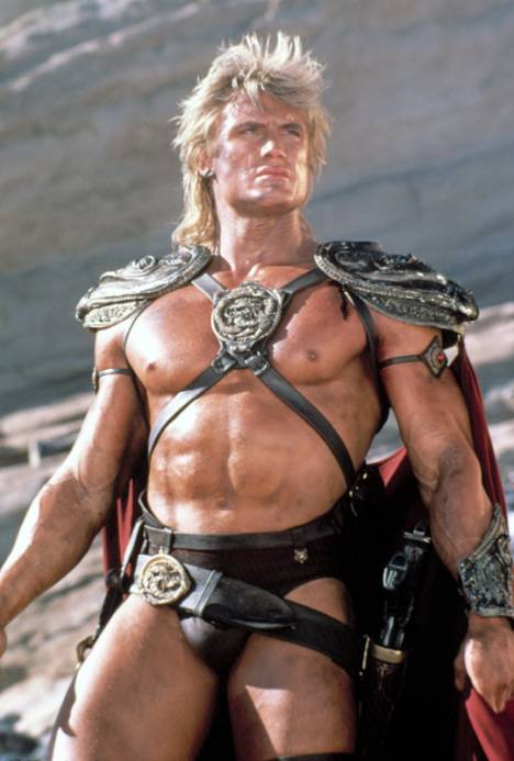 Dolph Lundgren | Masters of the Universe | He-Man
