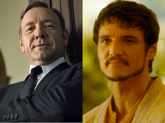 Bisexuals on TV | Prince Oberyn | Frank Underwood | Tacky Harper's Cryptic Clues