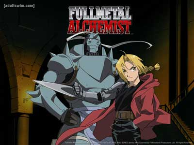 Full Metal Alchemist | Tacky Harper's Cryptic Clues