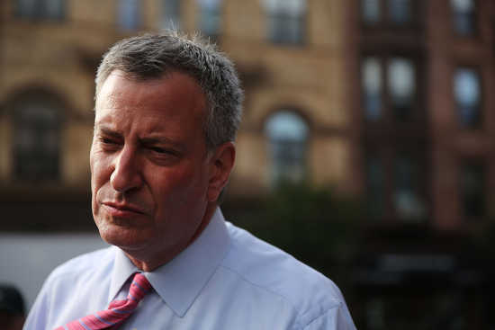 Bill de Blasio | Tacky Harper's Cryptic Clues