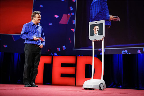 Edward Snowden at TED | Tacky Harper's Cryptic Clues