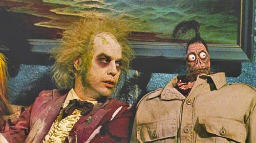 Beetlejuice | shrunken head | Tacky Harper's Cryptic Clues
