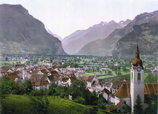 Altdorf, Switzerland | Tacky Harper's Cryptic Clues