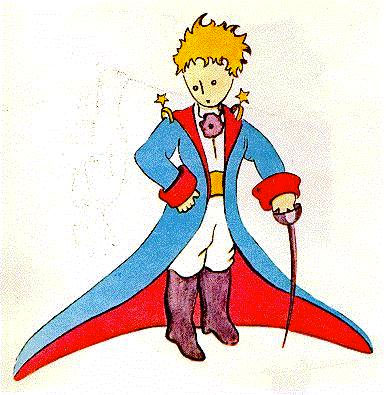 Le Petit Prince | Tacky Harper's Cryptic Clues