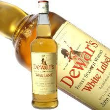 Dewars White Label Whisky | Tacky Harper's Cryptic Clues