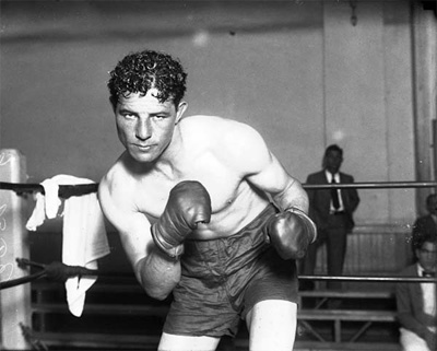 Max Baer | boxer | Tacky Harper's Cryptic Clues