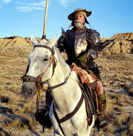 The Man Who Killed Don Quixote | Tacky Harper's Cryptic Clues