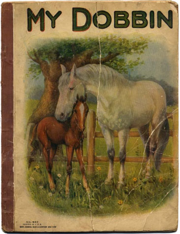 My Dobbin | Tacky Harper's Cryptic Clues