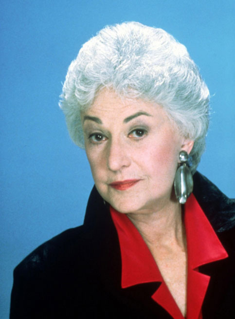 Grandpa Bea Arthur | Tacky Harper's Cryptic Clues