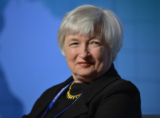 Janet Yellen | US Federal Reserve Chair | Tacky Harper's Cryptic Clues