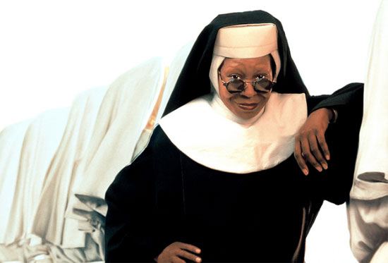 Whoopi Goldberg | Sister Act | Tacky Harper's Cryptic Clues