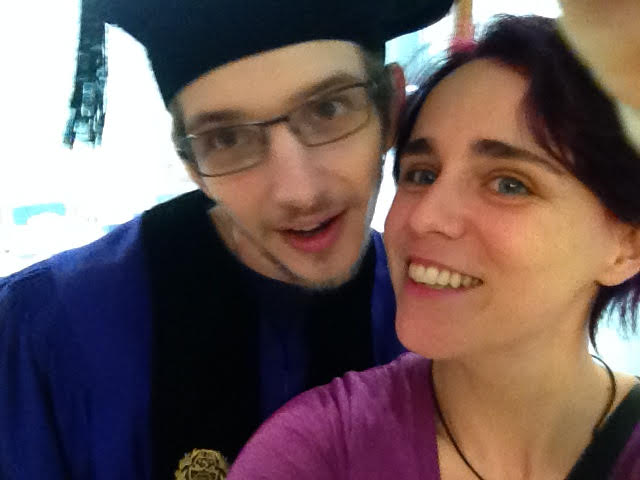 Vlad graduation