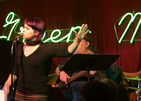 Erica Dreisbach | The Green Mill